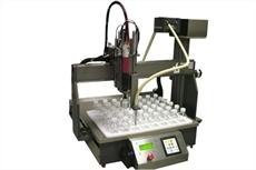 שולחן רובוטי מורכב לביצוע מספר פעולות