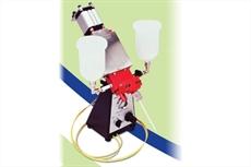 מכונת מינון דבקים- מנות קטנות