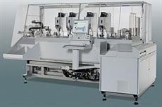 מכונה לייצור צמות חוטים